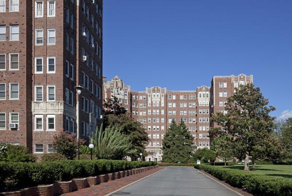 Broadmoor Cooperative Apartments