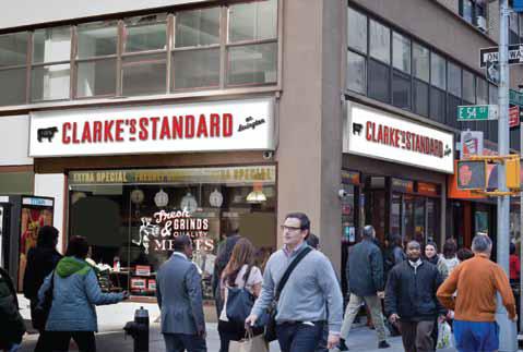 Clarke's Standard